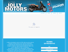 Tablet Preview of jollymotors.it